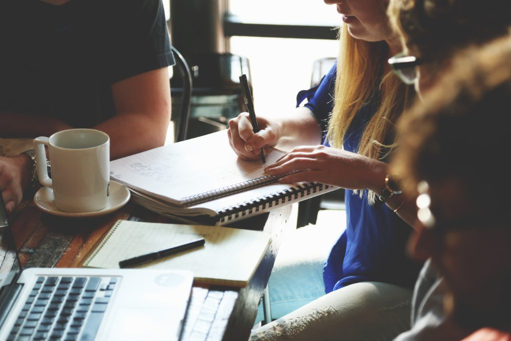 people coffee meeting team 7096